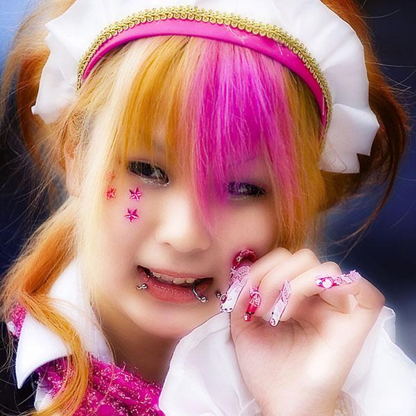 Японская девочка