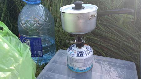портативная газовая горелка с алиэкспресс